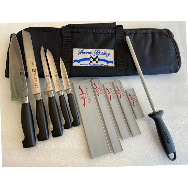 J.A. Heckels Four Star Culinary Kit